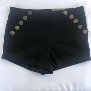 Wet Seal  Almost Famous Shorts